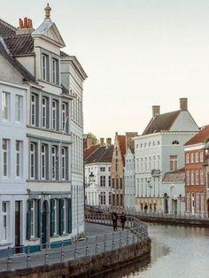 bruges, belgium | Travel | The Lifestyle Edit