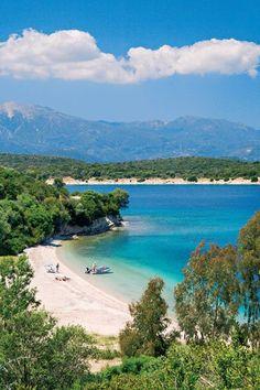 Meganissi island ~ Greece