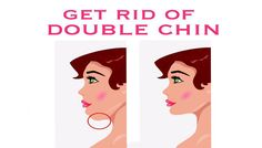 Get Rid Of Double Chin