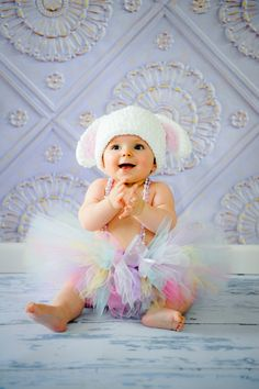 OMG.. love it!! cute easter photo shoot!