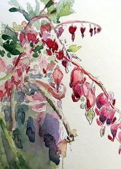 May 17, 2013 Three New Watercolors and Gouache Paintings! | Plein Aire in Maine