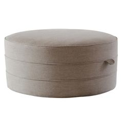 Buy NK Hassock Ottoman | Large by Nickey Kehoe - Made-to-Order designer Furniture from Dering Hall's collection of Mid-Century / Modern Stools, Ottomans & Poufs.