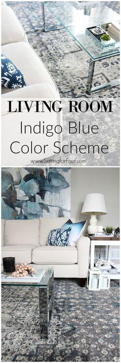 Living Room Indigo B