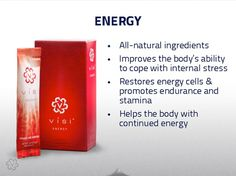 This product has ATP in it!    www.teamvisi.com/susan1/    www.invitesample.share.com