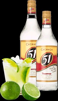 Cachaca 51 - I just bought a bottle and looking up recipes