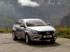 Продажи Lada Vesta седан начнутся 15 ноября этого года - http://amsrus.ru/2015/02/19/prodazhi-lada-vesta-sedan-nachnutsya-15-noyabrya-etogo-goda/