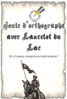 Rituel Orthographe : Sur le thème du roi Arthur et de la Table Ronde Cycle 3, Roi Arthur, School Life, Math, Multiplication, Kids, Montessori, Comme, Lancelot