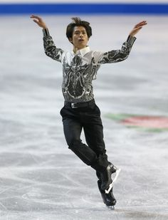 Tatsuki Machida Photos - Skate America - Day 1 - Zimbio