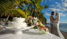 Destination weddings at Anse Chastanet...