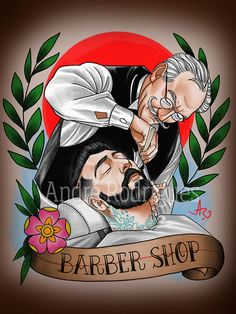 Barber Shop by andre77rodrigues
