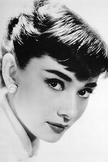 Audrey. My ultimate beauty and fashion icon.