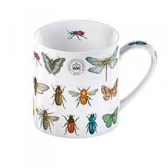 Set di 3 Tazze Bug Study