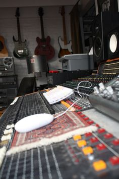The Studio at Stephen Arnold Music