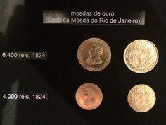 As primeiras moedas do Brasil independente da Casa da Moeda do Rio de Janeiro - Museu de Valores BCB