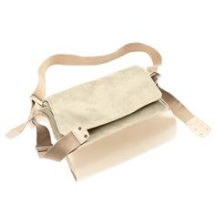 Brixton Casual Satchel Sand, $250, now featured on Fab.