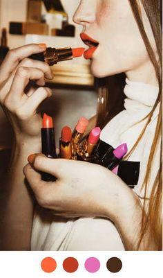 i love lipstick!