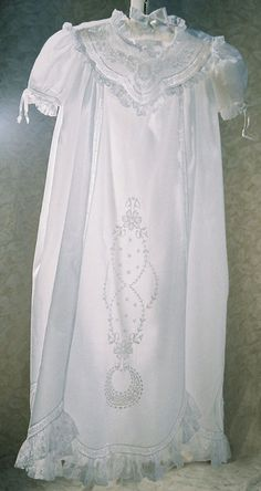 Christening - Silver Anniversary Gown