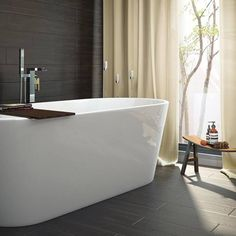 Windsor Brooklyn 1690 x 790mm Double Ended Freestanding Bath  Feature Image