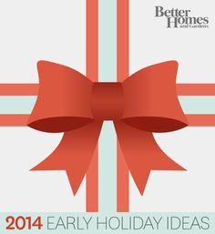Unwrap a Gift! BHG's Exclusive Holiday Projects Just for You