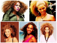 Natural in Nashville: CELEB STYLE: Beyonce's Natural Style