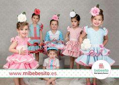 ¿Qué OS parece uno de nuestros flyers para Simof, Salón Internacional de Moda Flamenca ? Ultimando detalles!!  www.mibebesito.es