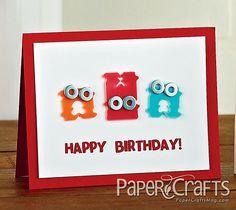 @Terri Osborne McElwee Davenport - Paper Crafts magazine