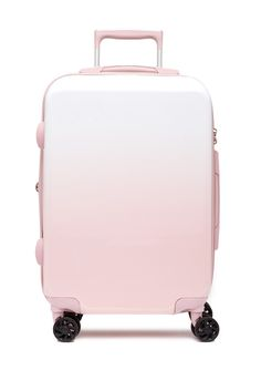 Travel Essentials Carry On Purses Calpak Luggage, Girls Luggage, Pink Luggage, Cute Luggage, Travel Luggage, Travel Bags, Hardside Luggage, Luggage Shop, Travel Trip