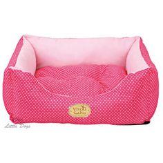 Sofa lollipop, panier pour chiot, chihuahua, petits chiens, sur www.chiclittledogs.com