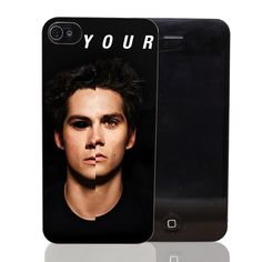 1828T Dylan OBrien Stiles Stilinski Lose Your Mind Hard Transparent Clear Case for iPhone 4 4s 5 5s SE 5c 6 6s 7 & Plus