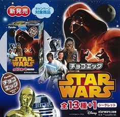 Furuta chocolate Choco EGG 80p STAR WARS figure Treasure surprise PRE Toy disney #Furuta