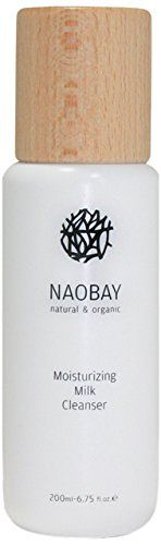 NAOBAY Moisturizing Milk Cleanser 200 ml -- This is an Amazon Affiliate link. Click image to review more details.