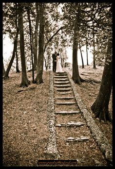 northern michigan nature weddings on mackinac island the inn at stonecliffe by paul retherford wedding photography, http://www.paulretherford.com ☮k☮ #LeadingLines