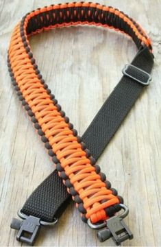 Paracord Rifle Sling: DIY Project with Step-by-Step Instructions