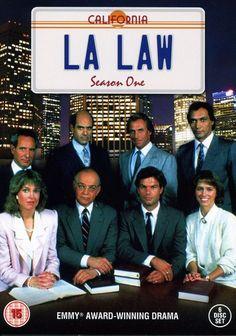 LA Law TV-series 1986 - 1994