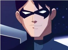 Dick Grayson. Young Justice seasons 1, and 2.