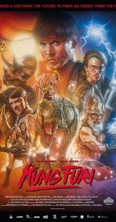 Directed by David Sandberg. With David Sandberg, Jorma Taccone, Steven Chew, Leopold Nilsson. In 1985, Kung Fury, the toughest martial artist cop in Miami, goes back in time to kill the worst criminal of all time - kung fuhrer Hitler.