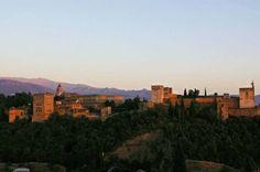 Alhambra Granada Spain