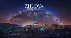 Tekapo the international dark sky reserve by ZhuoYa