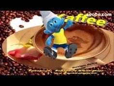 Kaffee für dich - weil ich dich mag   ♥♥♥♥♥ Guten Morgen   ♥♥♥♥♥ Schlümp...