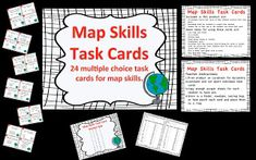 4th Grade Racers: Task Card Crazy!
