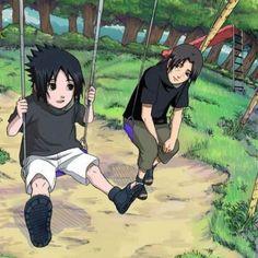 Itachi y Sasuke ❤