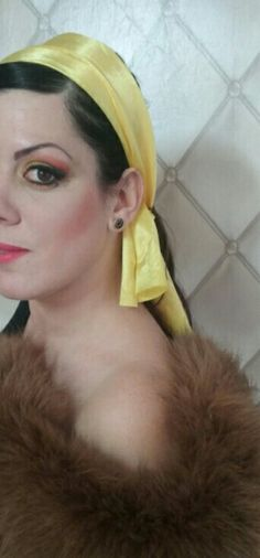 #maquillaje color