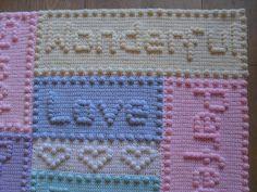 Precious Baby Blanket | Craftsy