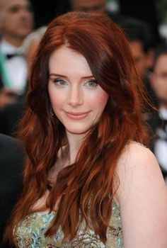Bryce Dallas Howard...I LOVE THIS COLOR!!