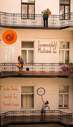 © Slow Budapest SlowWeek 2015 Szomszédolj!