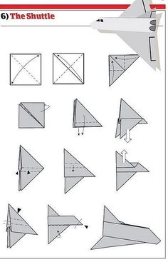 How To Make An Origami Plane How To Make The Best Paper Stunt Planeglider 10 Steps. How To Make An Origami Plane Gallery Origami Plane How To Make A Cool Paper Instruction Jet Fighter. How To Make An Origami Plane… Continue Reading → Origami Rocket, Origami Paper Plane, Origami Airplane, Airplane Crafts, Origami Ball, Diy Origami, Origami Tutorial, Oragami, Paper Airplane Steps