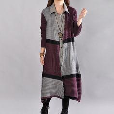 Women casual loose autumn knitting sweater