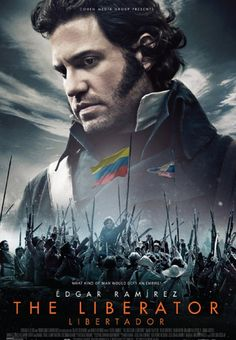 Simon Bolivar fought over 100 battles against the Spanish Empire in South America. He rode over miles on horseback. His military campaigns covered twice the territory of Alexander the Great. His army never conquered -- it liberated. Hd Movies, Movies To Watch, Movies Online, Movies And Tv Shows, Movie Tv, Movies 2014, Image Internet, Shows Coming To Netflix, Maria Valverde
