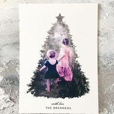 """""""A Christmas Tale"""" Holiday Photo Card.Now on Minted. :) #minted #mintedartistholiday #mintedartist #holidaycard #christmascard #christmasphotocard #holidaymagic #christmastale #simpleholiday #holiday2017"""