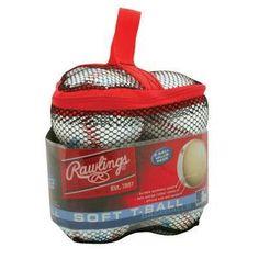 6 Pk Bag Of Tballs